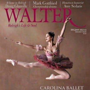 Lilyan Vigo Ellis Carolina Ballet
